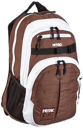 Nitro Rucksack Chase 35L brown