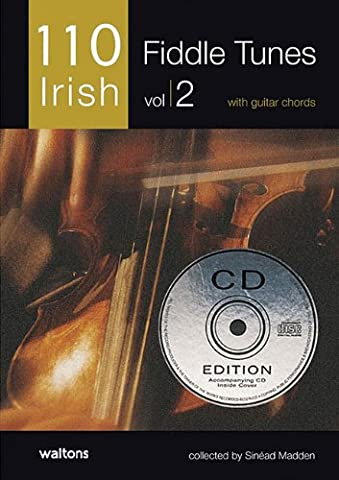 110 Irish Fiddle Tunes Vol.2 + CD