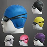 #3: Complete Swimming Kit with Ear protection Cap and goggles