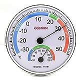 GuDoQi Igrometro Interno Esterno Nuovo Indicatore Fornitore Originale Grande Tavola Di Temperatura E Umidità
