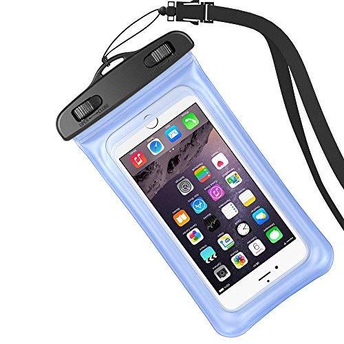 Universal Wasserdichte Handy-Tasche Unterwasser Dry Schutzhülle IPX8Voll Tauchfähig Tasche für iPhone X/8/8P/7/7, Galaxy S9/S9P/S8/Note 8/LG G7/G6/V35/V30s/Google Pixel. -