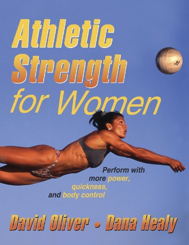 Athletic Strength for Women por David Oliver