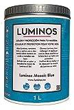 luminos lum1104–Impregnante Protettivo (legno): Mosaic Blue