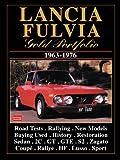 Lancia Fulvia Gold Portfolio 1963-76