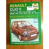 Renault Clio II Essence ET Diesel (98-01)