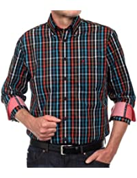 CASAMODA Herren Freizeithemd Comfort Fit 431791800/