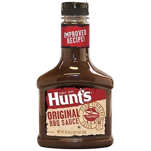 Hunt' s BBQ Sauce Original S/s Sauce