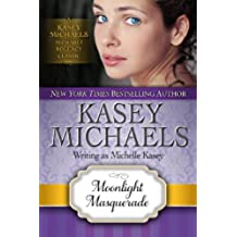 Moonlight Masquerade (Kasey Michaels Alphabet Regency Romance Book 14) (English Edition)