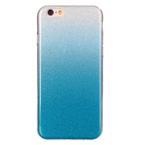 Wkae Case & Cover Pour iPhone 6 Plus &6s plus IMD Couleur Fades Glitter Housse de protection TPU poudre ( SKU : IP6P8855M ) IP6P8855E