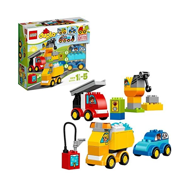 LEGO 10816 Duplo My First Cars and Trucks 2