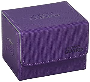 Ultimate Guard ugd010760Sidewinder 100+ Tamaño estándar Xenoskin Violeta