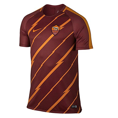 nike-m-nk-dry-sqd-top-ss-gx-maillot-manches-courtes-as-roma-pour-homme-rouge-team-filet-kumquat-kumq