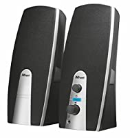 Trust 16697 Mila 2.0 USB Powered PC Speakers for Computer and Laptop, 28 W