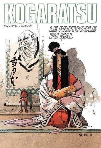 Kogaratsu - tome 12 - Le protocole du mal de Bosse (2010) Broché