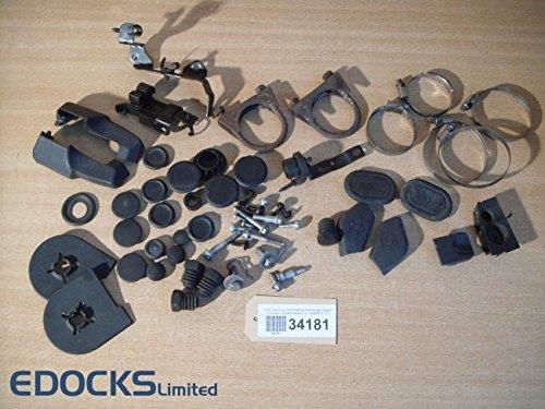 Preisvergleich Produktbild Teile Konvolut Ersatzteile Abdeckungen Kappen Schrauben Schellen Vectra C Opel