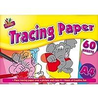 Tracing Paper - A4-60 Sheets