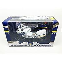 GT-3989 MOTO POLICÍA MUNICIPAL