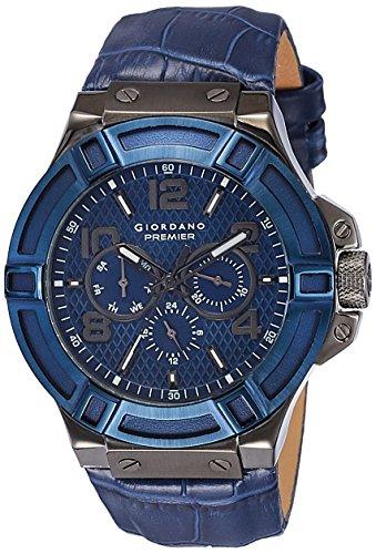 Giordano Analog Blue Dial Men's Watch - P1059-02