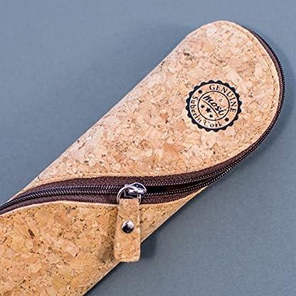 51 ThfEPMsL. SS416  - Estuche de gafas delgadas, estuche de lápices y cartuchera ~ Estuche suave de corcho portugués, estilo vintage, hecho a mano