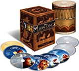 Lion King Trilogy Collection [Blu-ray]