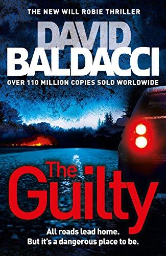 The Guilty (Will Robie series) por David Baldacci