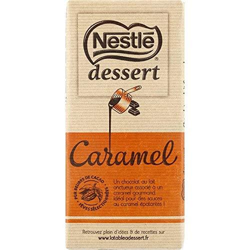 Nestlé - Chocolat Au Lait Au Caramel - La Tablette De 170G - Livraison Gratuite Pour Les Commandes En France - Prix Par Unité
