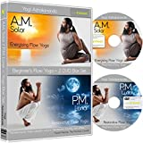 Best Beginner Yogas - Beginner's Flow AM/PM Yoga Flow Box Set Review