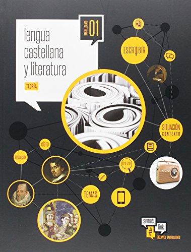 Lengua Castellan y Literatura 1º Bachillerato (Somoslink)   9788426399601