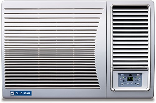 Blue Star 2WAE121YCF  Window AC (1 Ton, 2  Star Rating, White, Copper)