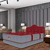 Coirfit Euphoria Normal Top 8 Inch Double Size Bonnell Spring Mattress(Red,75X48X8 Amazon Rs. 11999.00
