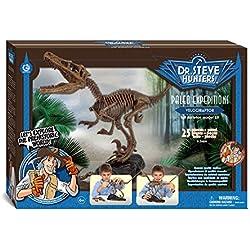 Dr. Steve Hunters cl1648K–Paleo Expeditions, Velociraptor
