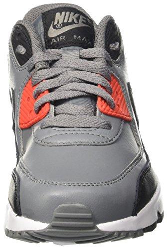 Nike Jungen Air Max 90 Ltr Gs Turnschuhe Grau Cool Grey