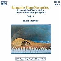 Romantic Piano Favourites, Vol. 5