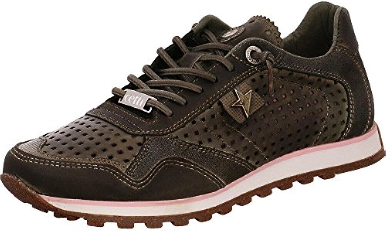 Cetti C848 Kaki - Zapatillas Para Mujer