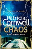 Chaos by Patricia Cornwell front cover