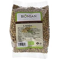 Bionsan Lenteja de Cultivo Ecológico - 6 Paquetes de 500 gr - Total: 3000 gr
