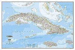 Kuba Classic, laminiert: NATIONAL GEOGRAPHIC Länder und Regionen (National Geographic Reference Map)