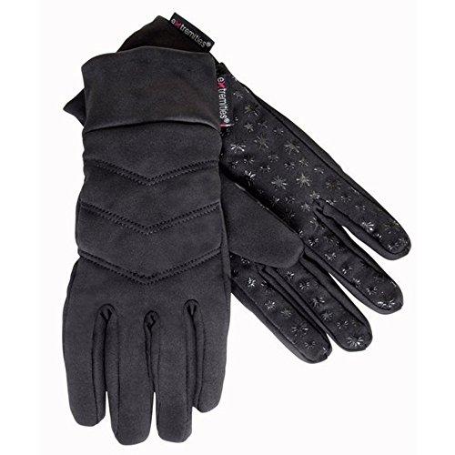 Extrémités Mesdames gants Super 22,8cm Black