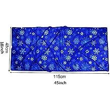 T-DayLa almohadilla de hielo Almohadilla de silicona almohadilla de enfriamiento de inyección Para el verano Apto para asientos de coche silla de balancín de la cama
