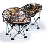 Lucky Bums Moon Camp Komfort leicht strapazierfähigem Stuhl mit Tragetasche
