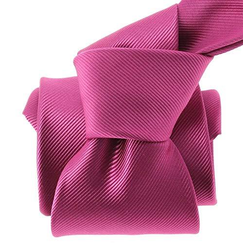 Clj Charles Le Jeune - Cravate Clj, Lyon, Rose Boléro