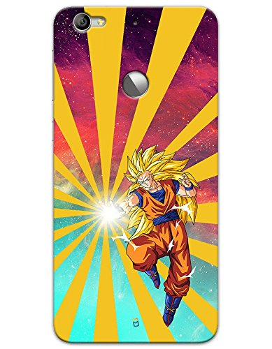 Xiaomi Redmi 4 Cases & Covers - Dragon Ball Z Goku Raging Blast Case by myPhoneMate - Designer Printed Hard Matte Case - Protects from Scratch and Bumps & Drops.  available at amazon for Rs.454