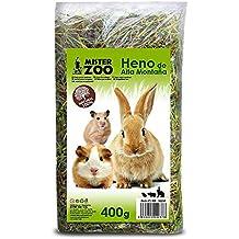 MovilCom® - Heno de Alta montaña para Hamster heno Natural para Mascotas pequeñas heno con