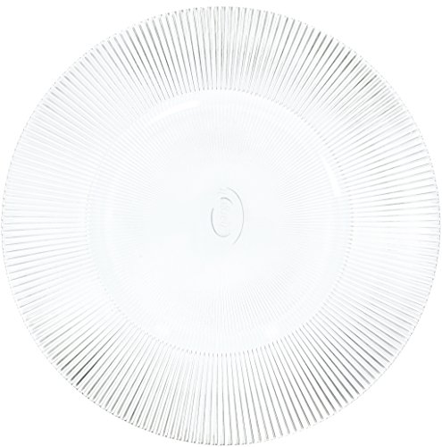 chargeit-by-jay-sunray-clear-glass-charger-plates-set-of-2