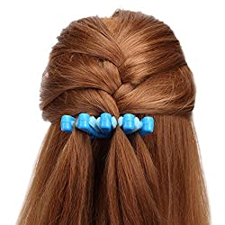 Larosso 2 Colors Lady French Roller Tool Braids In Hair Weave Braid Twist Hair Styling Bun Maker DIY Hair Band Accessories