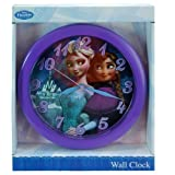 #8: Free Shipping Disney Frozen Elsa and Anna Wall Clock 10