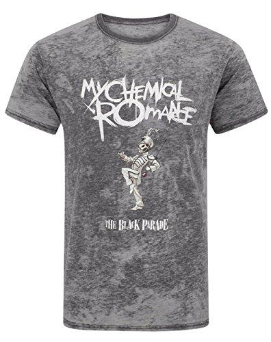 My Chemical Romance The Black Parade Burn Out Men's T-Shirt