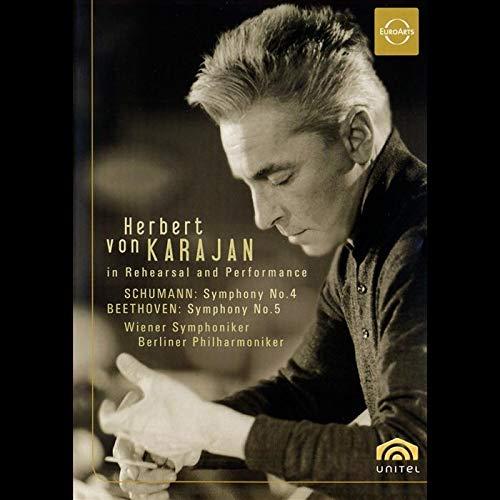 Herbert von Karajan - in Rehearsal and Performance (NTSC) -