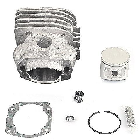 50mm Kit Cylindre Piston pour Tronçonneuse Husqvarna 372XP 372 371 365 362