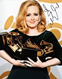 THEPRINTSHOP Limited Edition Adele SIGNED Foto Autogramm signiertsigniertes